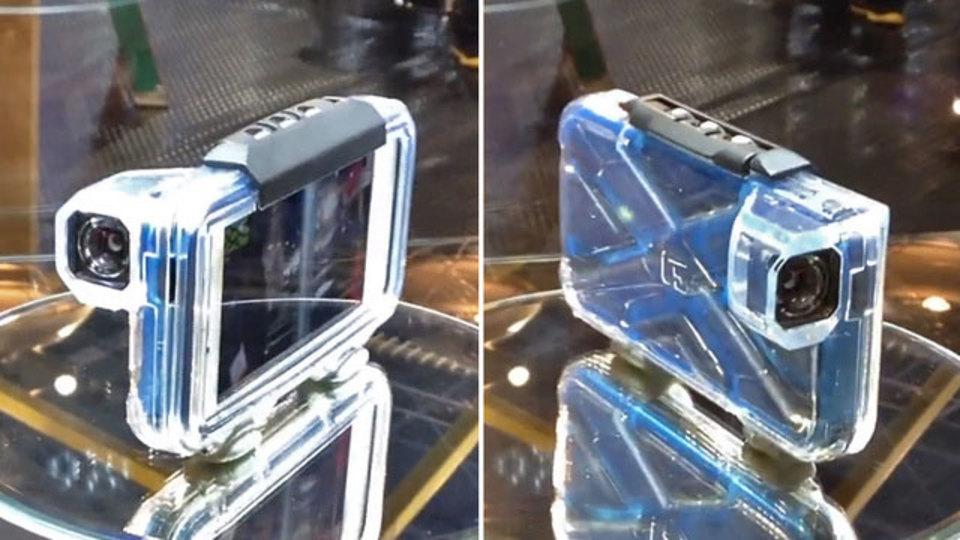 スマートフォンがGoProばりのアクションカメラになる強いケース