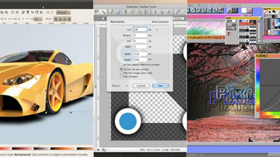 【過去記事】Photoshopの代わり! 使える無料写真編集ソフト10選
