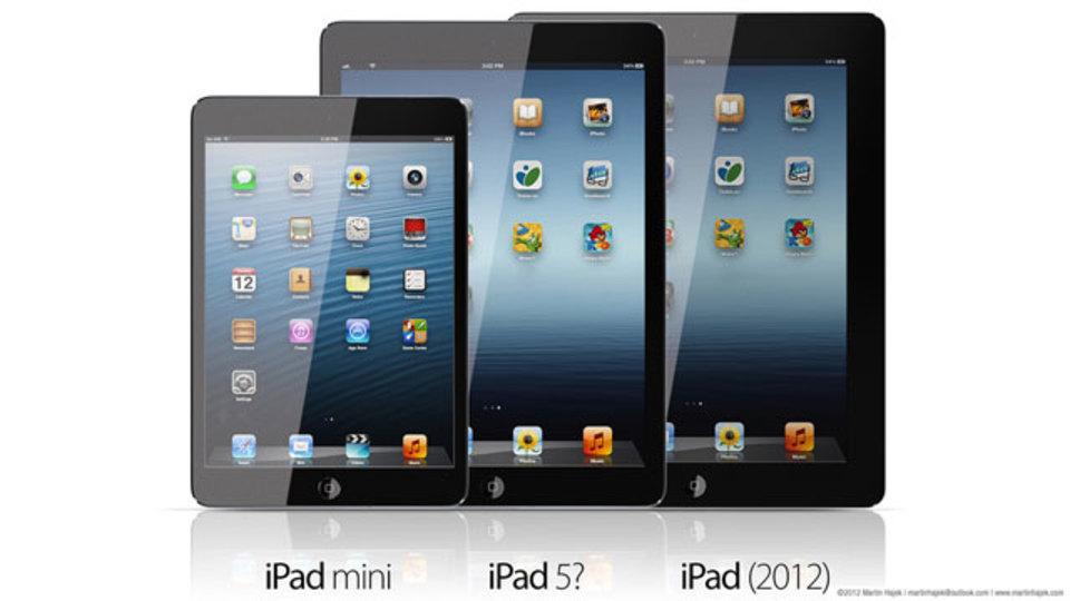 次世代iPad予想図ギャラリー