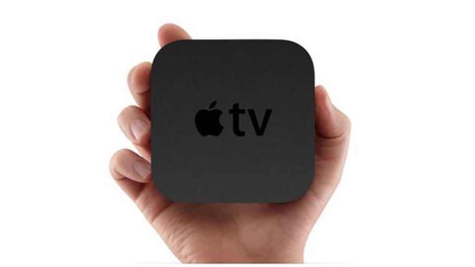 アップルTV小型化を製造中の噂