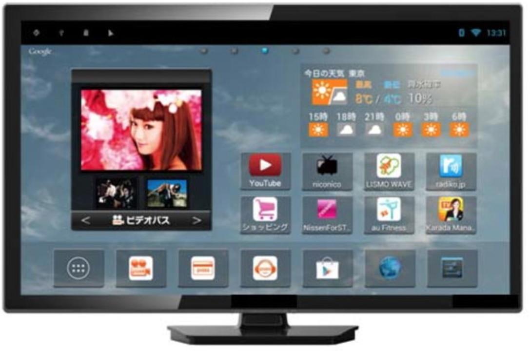 自宅のテレビをスマートテレビに変身させるSTB「Smart TV Stick」、auから発売