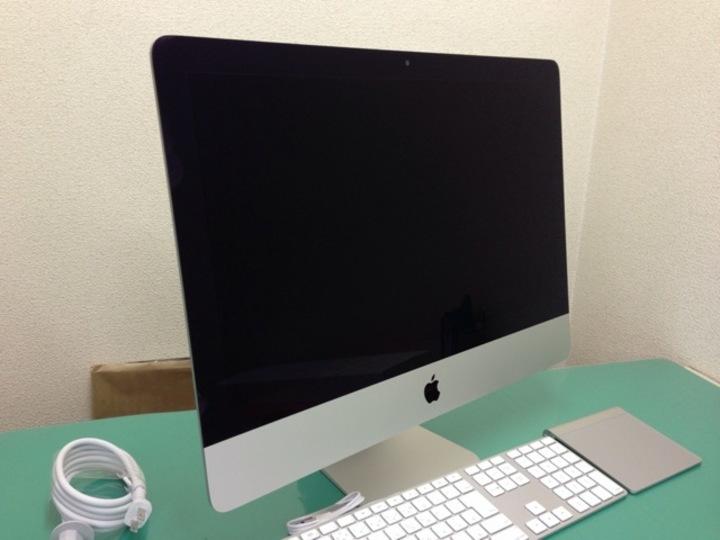 デザイナーでブロガーの僕がiMac(Late 2012)を1カ月使ってみて。