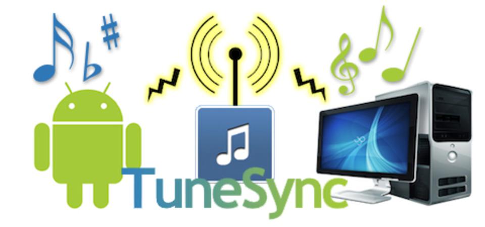 iTunesの曲をAndroidで同期できるアプリ「TuneSync」