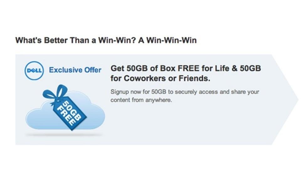 無料ストレージ50GB! Boxが新規ユーザー向けキャンペーン