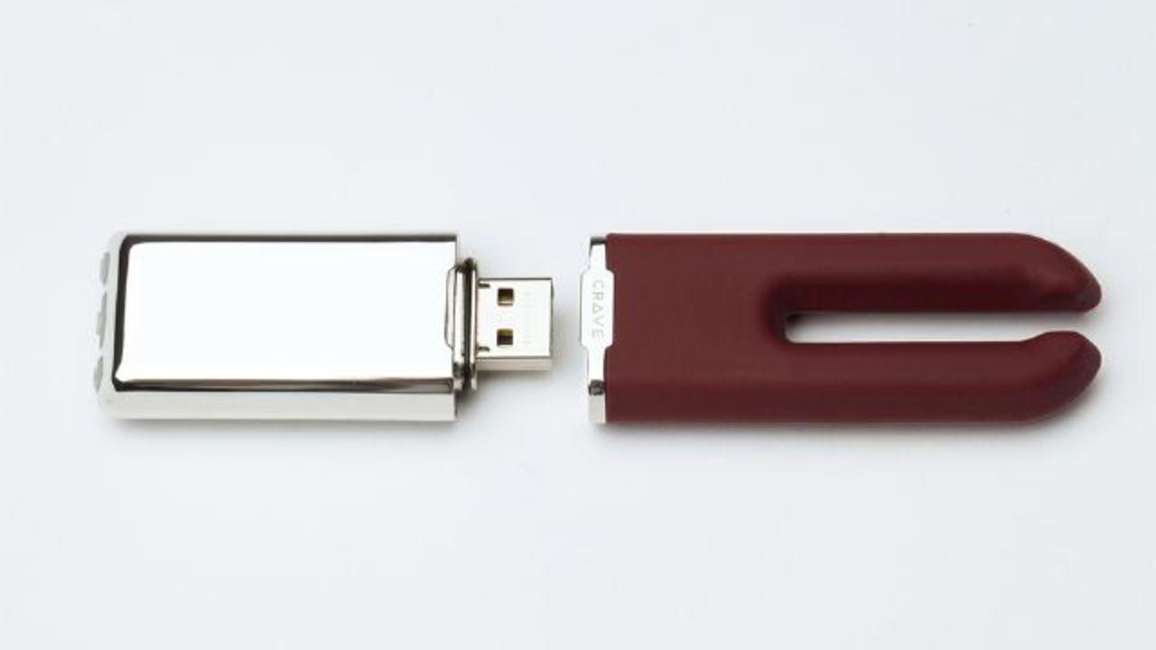 16GBのストレージ付きバイブレーター「Duet」