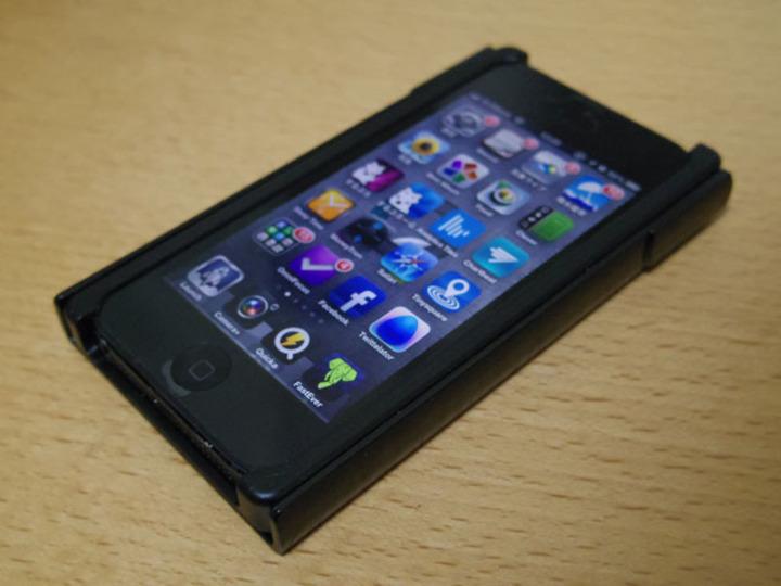 無駄にかっこいいヌンチャクケース「iPhone Trick Cover for iPhone 5」を買ったら意外と気に入った!