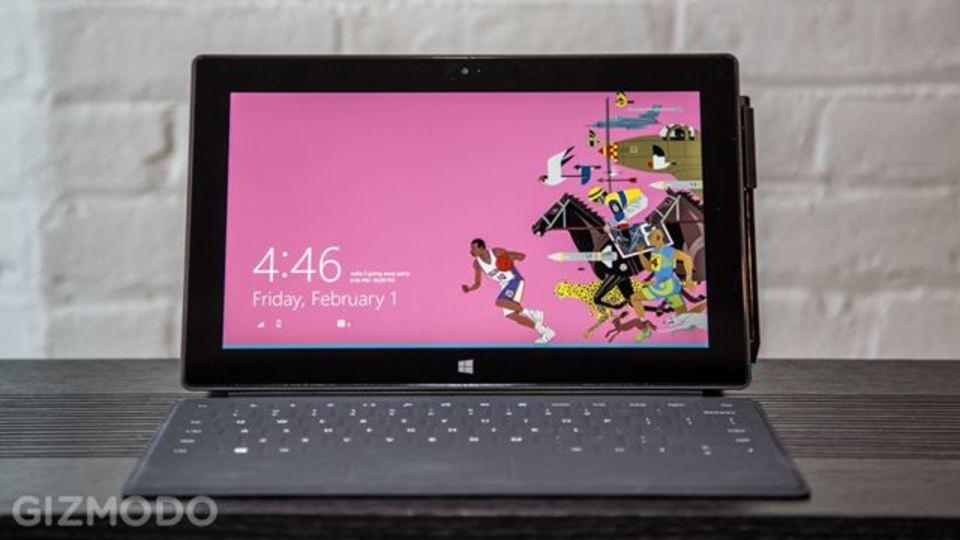 Surface Pro使って思った。これのノートが欲しい