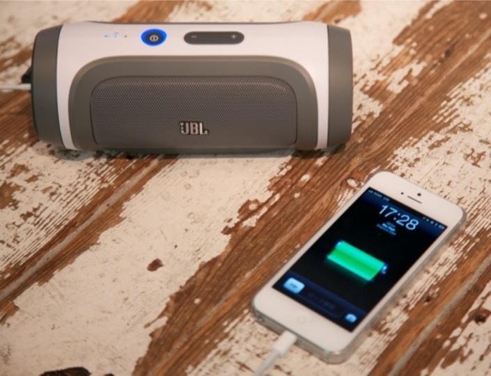 スマホの充電もできる! JBLの新型Bluetoothモバイルスピーカー