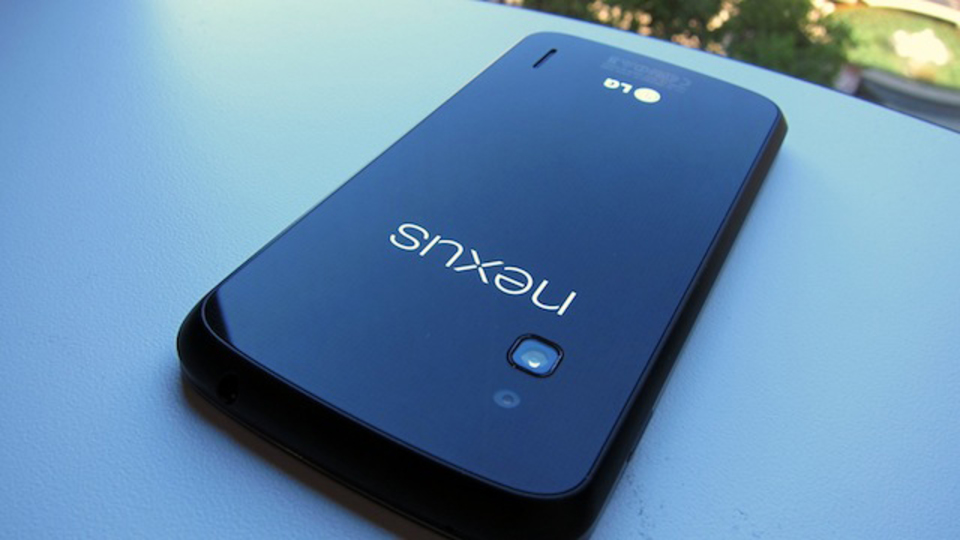 Nexus 4が日本でも発売。時期は未定