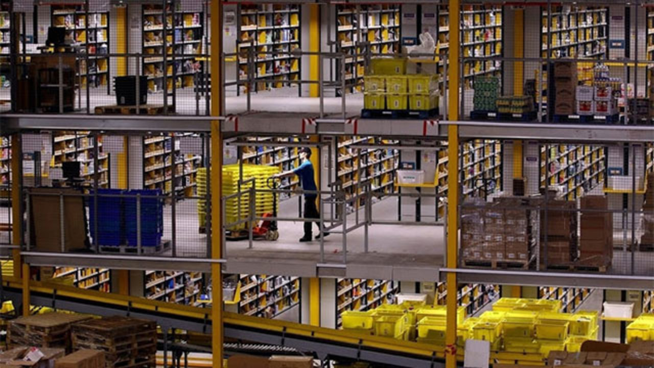 元Amazon倉庫スタッフが語った、毎秒35注文をさばく恐怖の管理体制