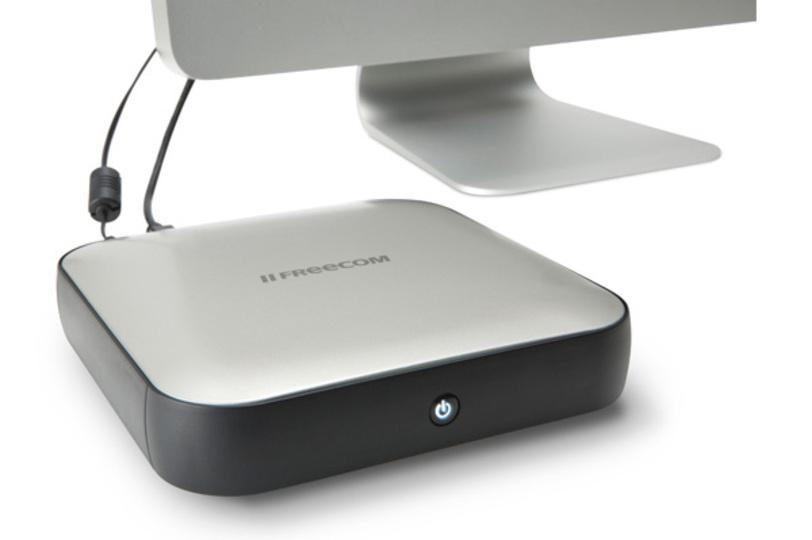 Macのそばに置きたいUSB3.0ハードディスク