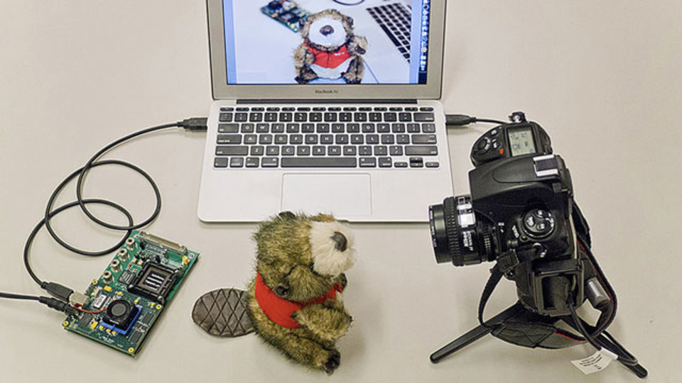 マサチューセッツ工科大が、スマートフォンカメラでの撮影が上手くなるチップを開発中!