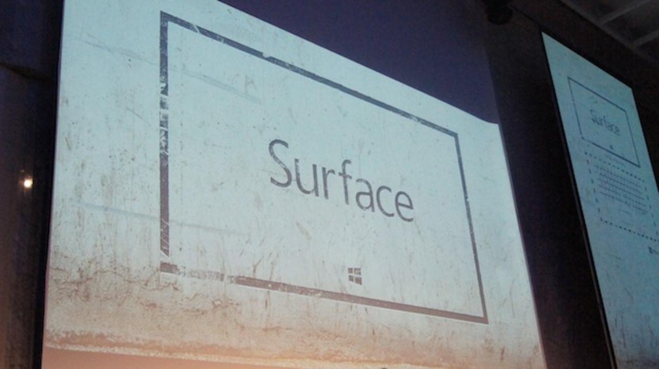 【マイクロソフト新製品発表会】Surfaceがいよいよ日本登場!(リアルタイム更新終了+ギャラリー追加)