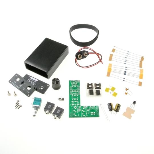 手軽に高音質を実現できるヘッドホンアンプを自作してみませんか?