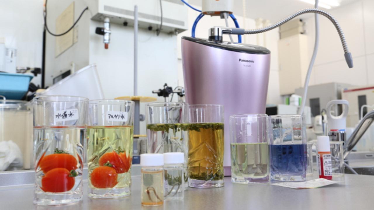 知らなきゃ損? 胃腸にやさしいアルカリイオン水のすごさを整水器の開発者に思い知らされた日のこと