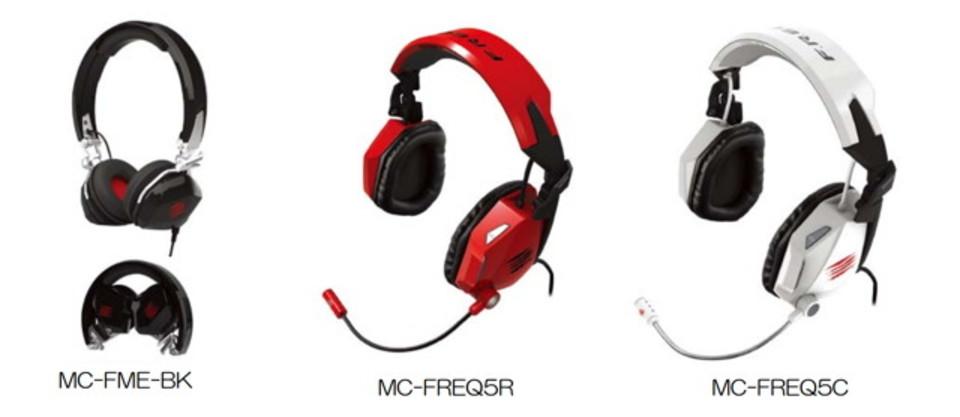 WindowsでもMacでもスマートフォンでも使えるヘッドセット「F.R.E.Q.M」