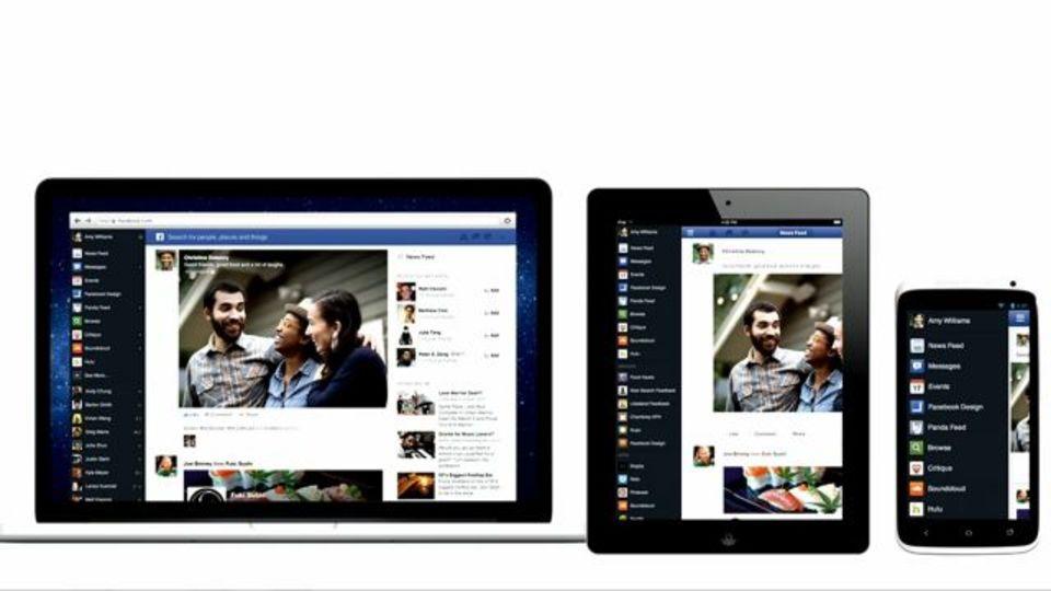 新しくなったFacebook、いち早く使うにはこれ!