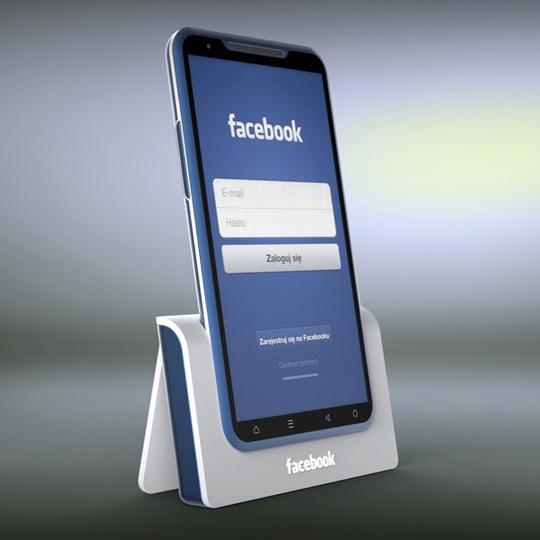 【いいね!】Facebook Phoneの詳細スペックがリークされたよ!