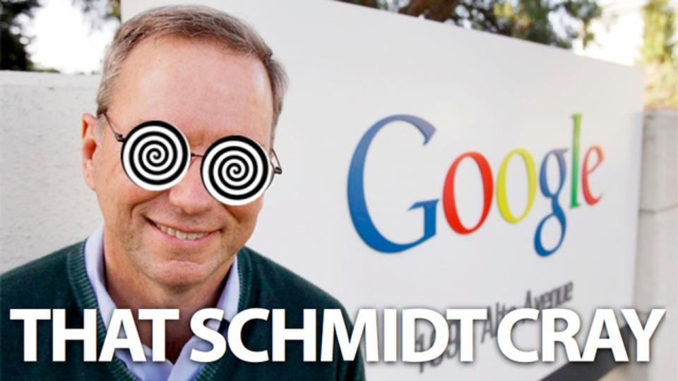 Googleのシュミット会長、今度はミャンマーへ