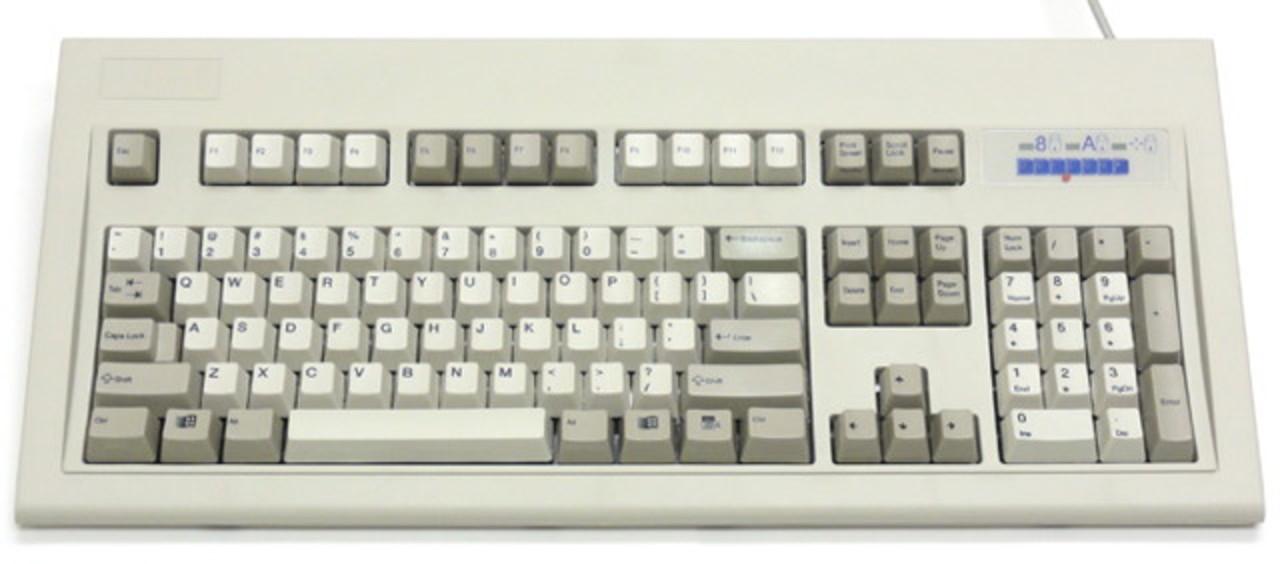 SpaceSaver 84Keyはまだなの? 伝説のUnicomp製キーボードがダイヤテックから発売