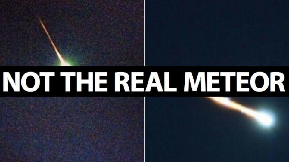 米国でも隕石落下を観測! 22日夜、東海岸一帯で