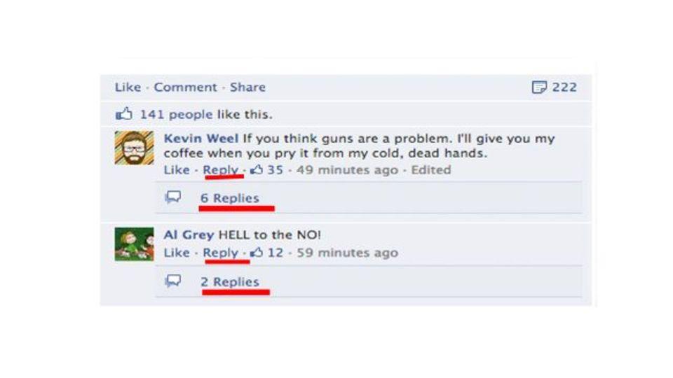 Facebookがコメントに返信・スレッド機能追加、企業ページなどで実装へ