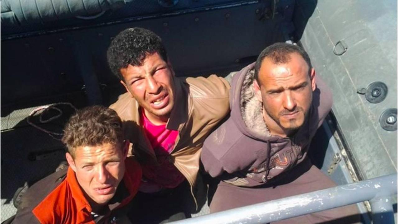 インターネットの海底ケーブル切断を試みた男3人を逮捕