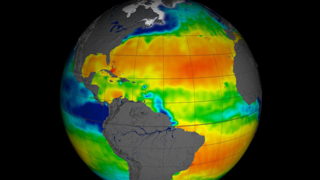 海はどのくらい塩辛い? 世界しょっぱい海マップ