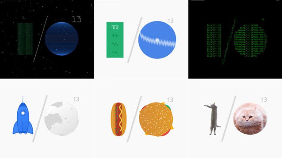 Google I/Oサイトのイースター・エッグを探そう!