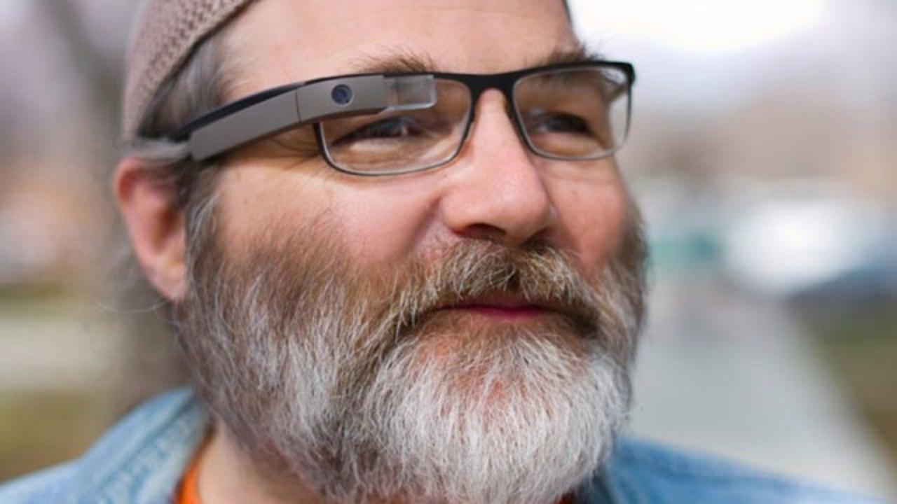 Google Glass、度を入れられます