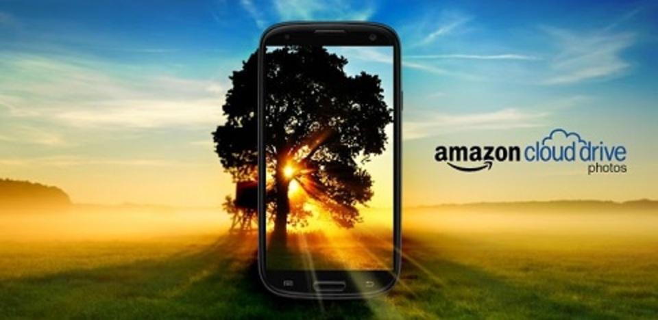 5GBまで無料のフォトストレージ。Androidアプリ「Amazon Cloud Drive Photos」