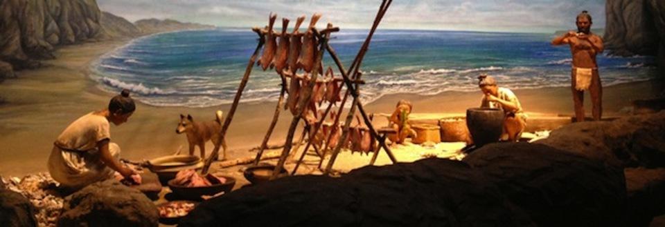 1万5000年前の煮魚がみつかる
