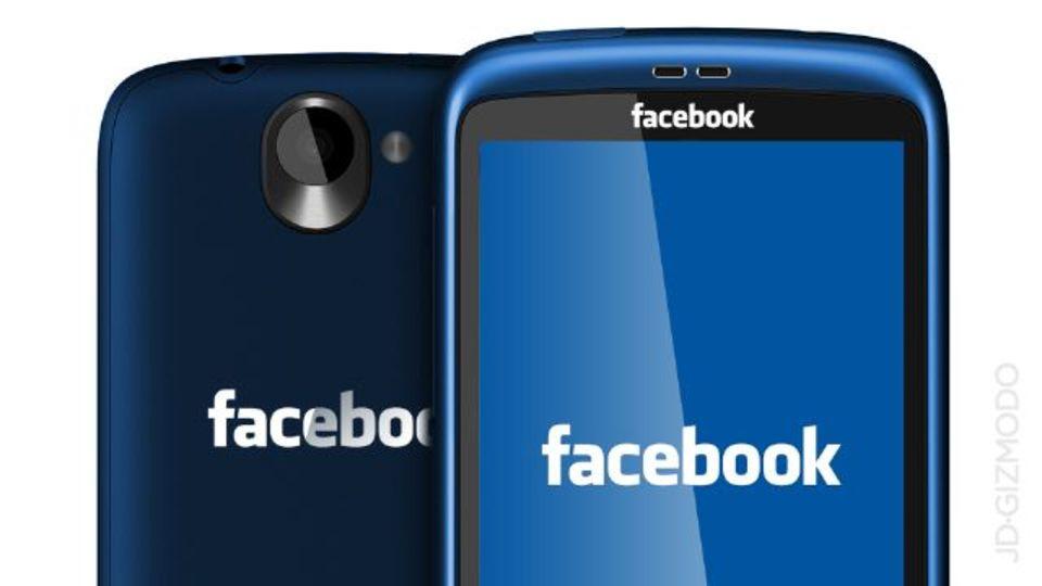 Facebook Phone発表で、みんなのスマホがFacebook Phone化?