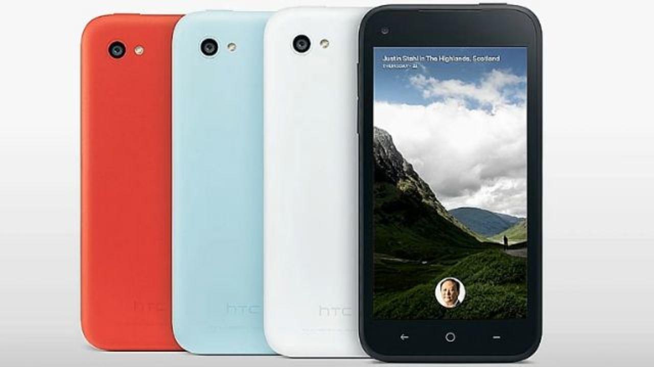 これがFacebook Phoneの正体! 「HTC First」登場(追記あり)