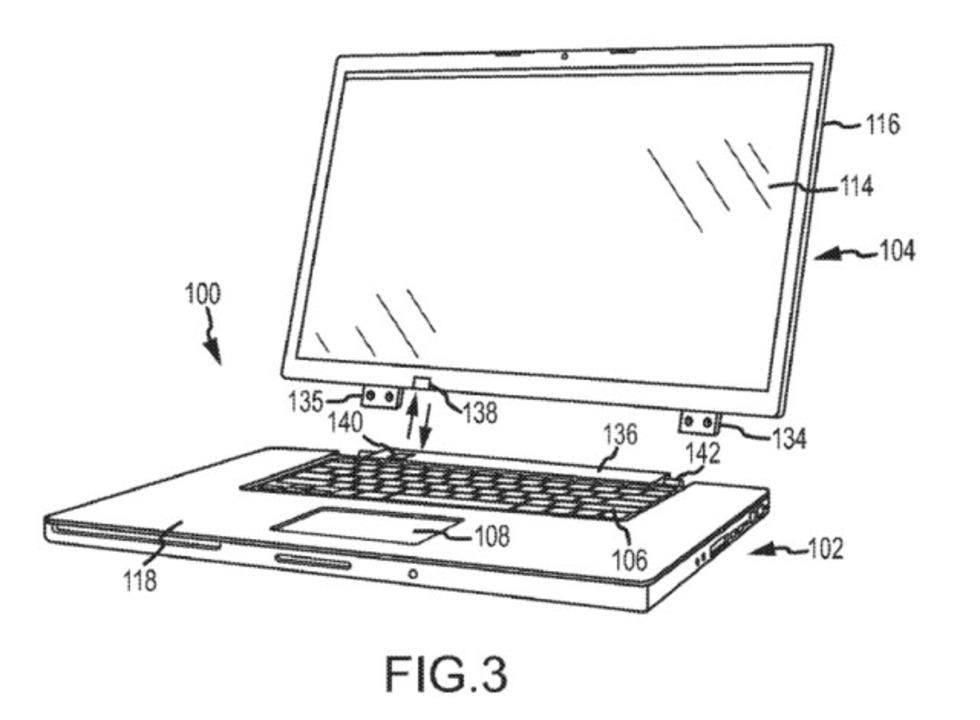 アップルがMacBookのスクリーンをタブレット風に取り外す特許を取得。さて、どう使う?