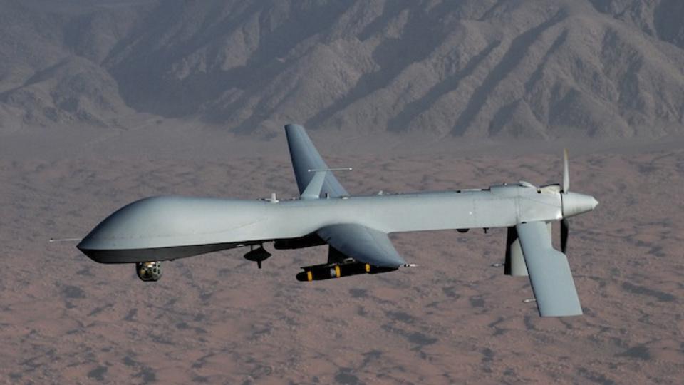 米国が無人爆撃機で殺した数は482名、漏洩文書で明らかに