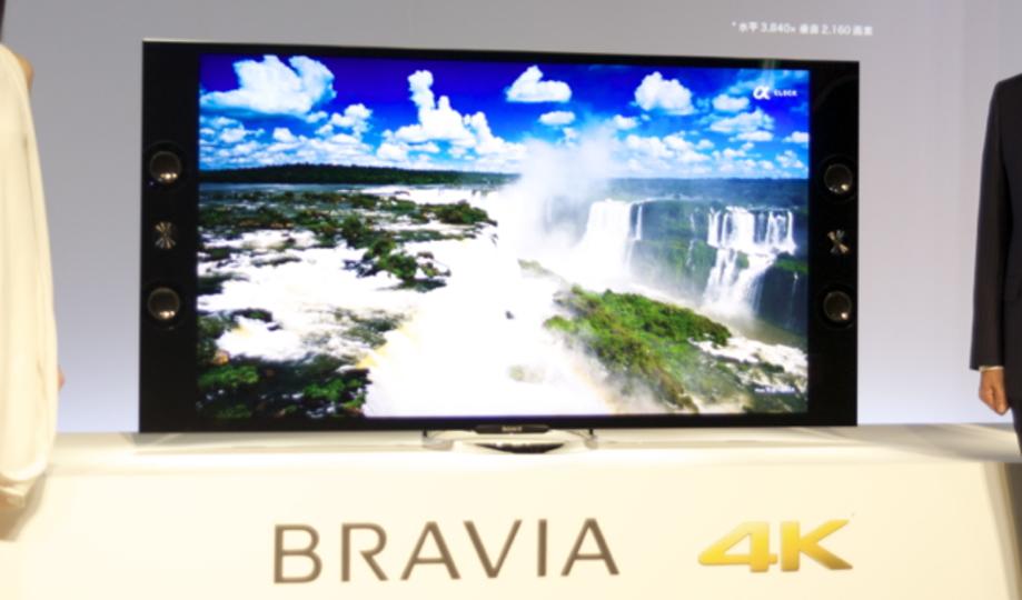 4Kめっちゃ綺麗...ソニーが4K対応の液晶テレビ・新ブラビア「X9200A」シリーズを発表