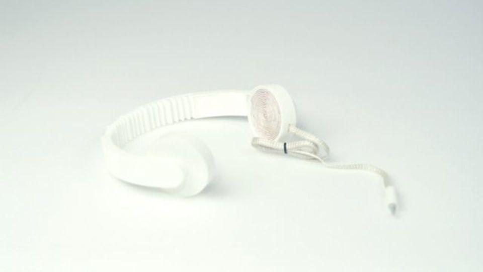 既製の部品なし、3DプリンタでフルDIYのヘッドフォン(動画あり)