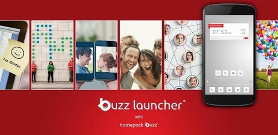 ひとのホーム画面もパクれるぞ! Androidアプリ「Buzz Launcher ベータ」