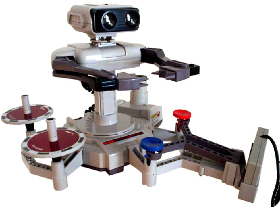 任天堂がファミコンロボットによく似た特許を取得していたことが明らかに