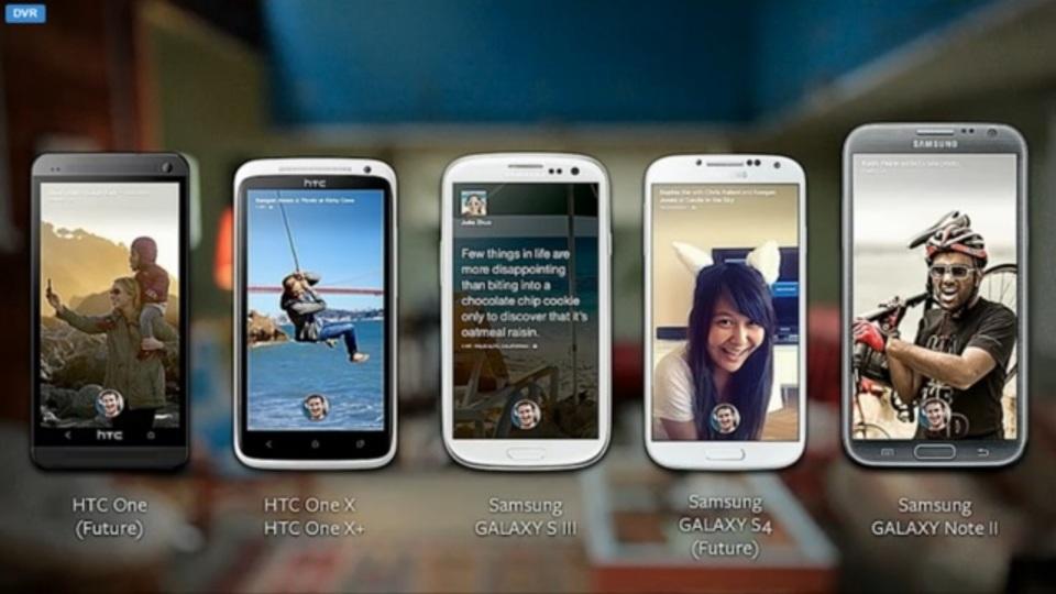 Facebook、iPhone向けFacebook Home提供に向けアップルと交渉中