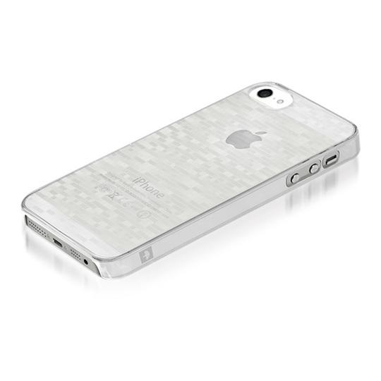 極薄! 0.55mmのiPhone 5ケースはモザイクキラキラ