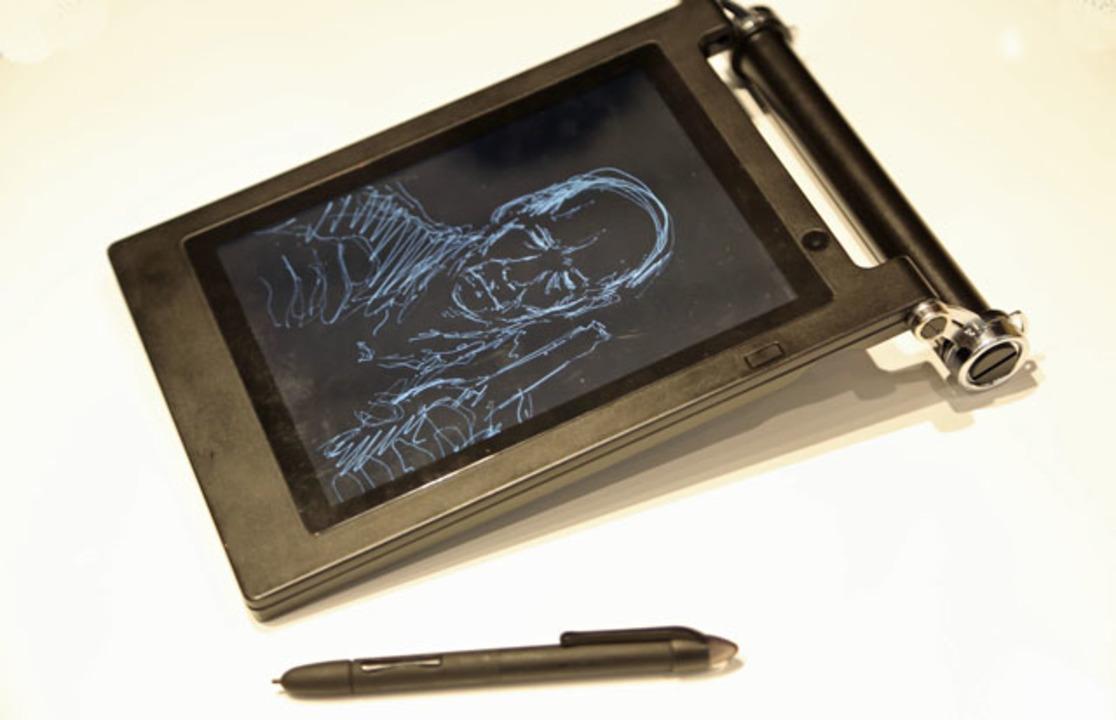 iPadとは違うもうひとつのタブレットの可能性。紙を再発明した「enchantMOON」発表会レポート(動画・ギャラリー・追記あり)