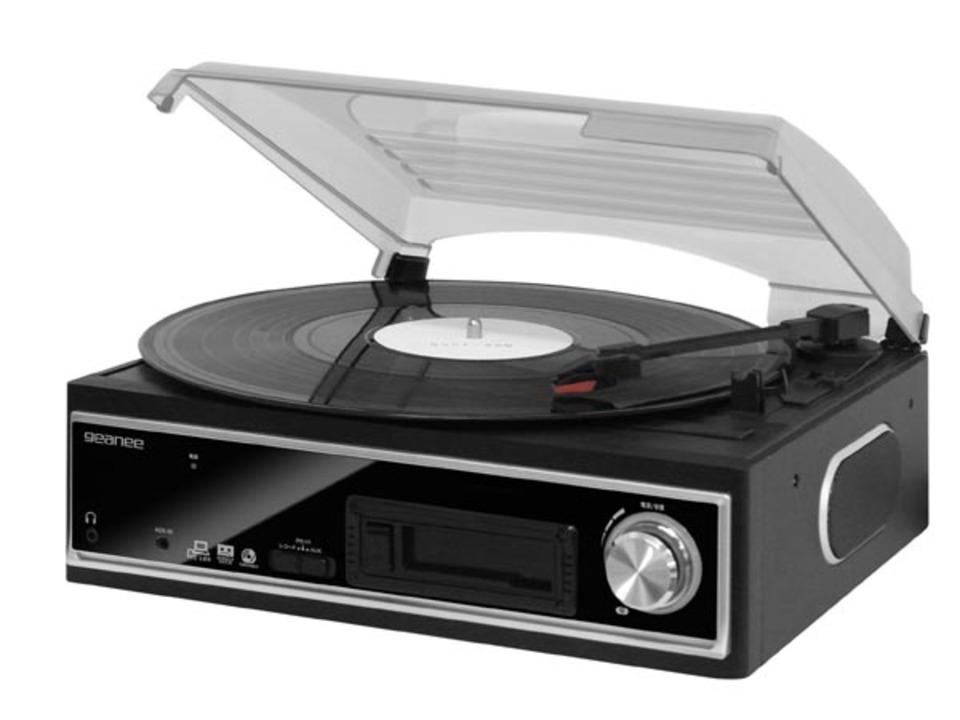 レコードもカセットテープも全部デジタル化しちゃえばいいんだよ!