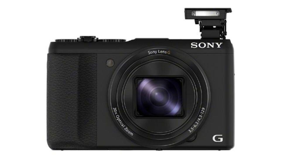 サイバーショットHX50V:最小最軽量のスーパーズームカメラが登場