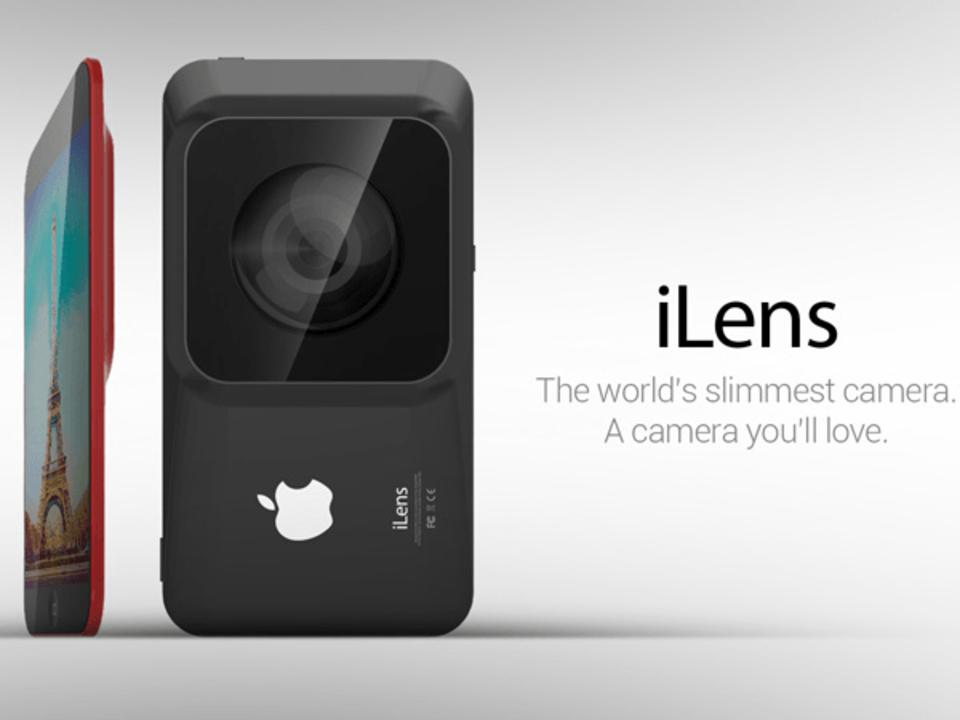 アップルがレンズ交換式カメラを作ったら