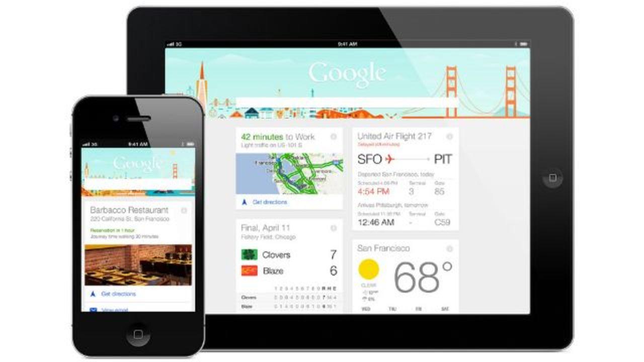 Google NowがiPhone・iPadでも使えるようになった!(動画あり)