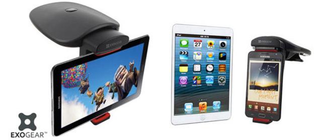 iPad mini車載にベストかも知れないタブレットホルダー