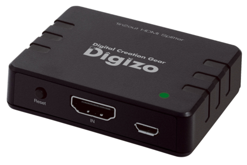 イベントや実況にどう? 2台同時に出力できるHDMIスプリッター