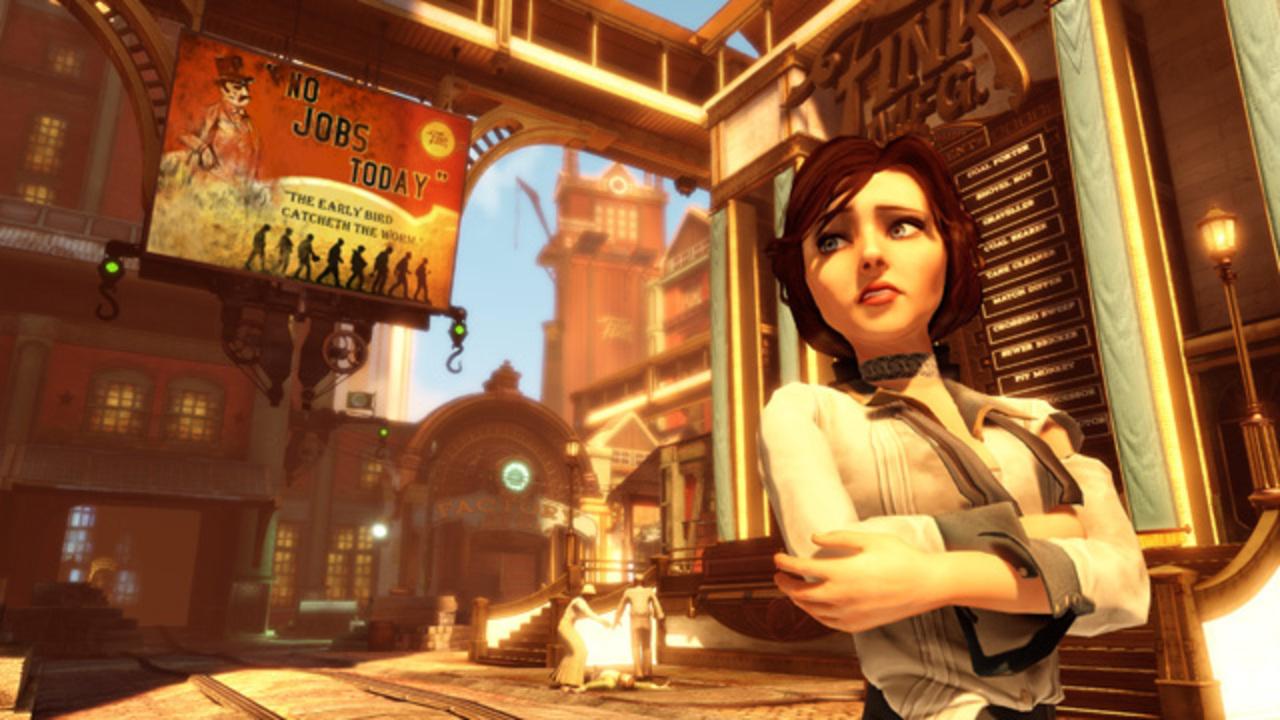これはハマる! 2013年ベストゲーム最有力候補『バイオショック インフィニット』の圧倒的に作りこまれた世界の没入感がスゴい